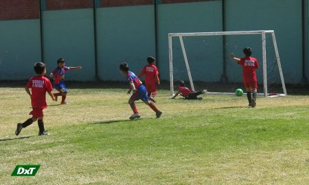 Primera fecha del fútbol de menores se jugó sin carnés