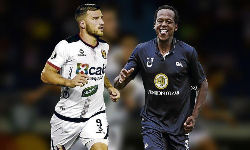 Copa Sudamericana: Duelo de altura