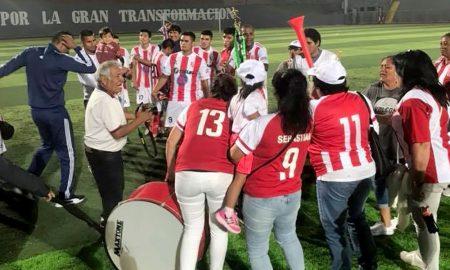 Nacional está llamado a ser protagonista de la Copa Perú.