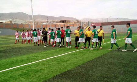 Nacional se impone 4-0 al Deportivo Chacarita