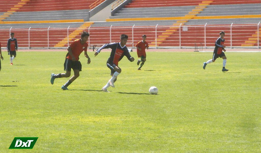 Ayer jugaron la segunda fecha del fútbol escolar de la Ugel Norte. Fue en el estadio Melgar (Cercado)