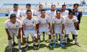 La fiesta de la Copa Perú, etapa provincial, también se vive en las provincias de la región Arequipa