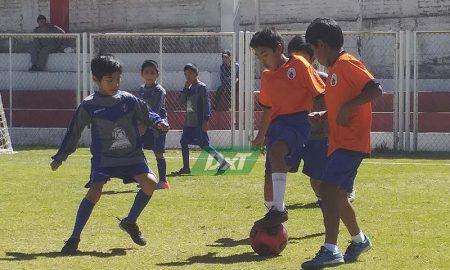 Se desarrolló la segunda fecha del fútbol de menores en Mariano Melgar