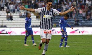 Alianza Lima defendió su casa y venció a Binacional