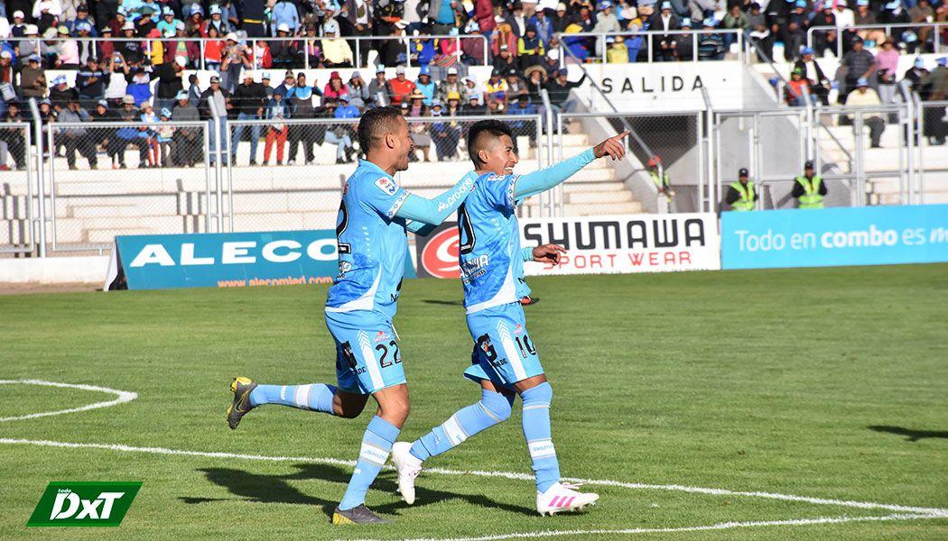 Liga 1: Binacional recibirá mañana a Sport Huancayo