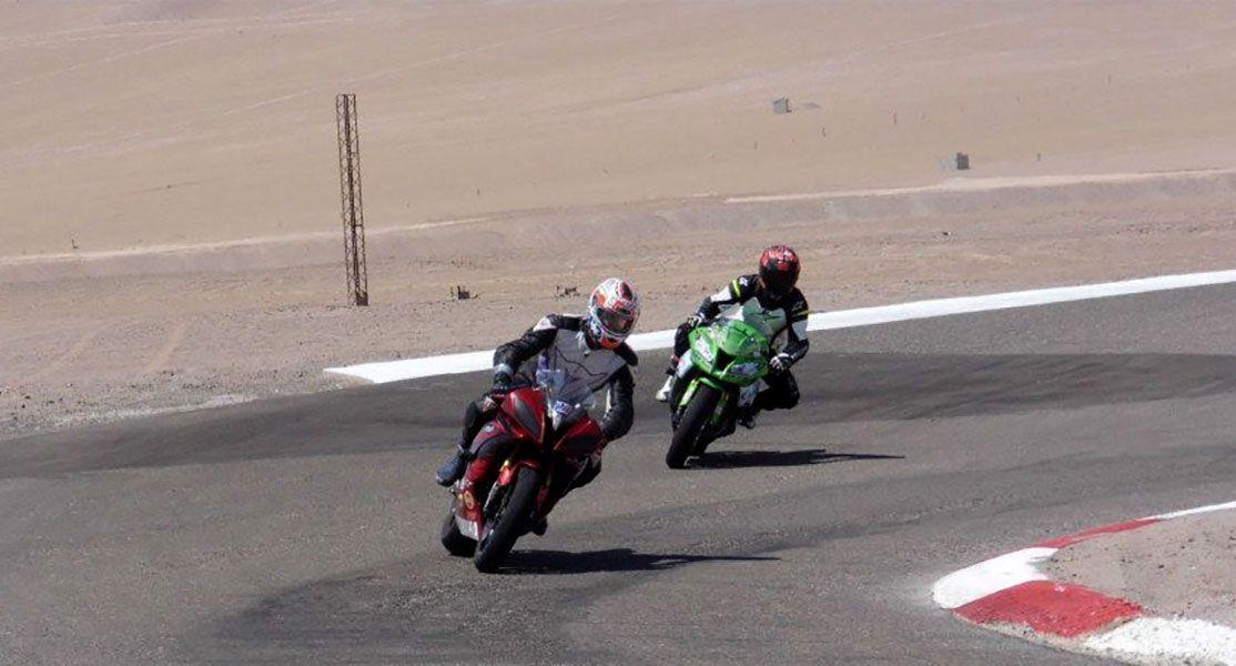 Nacional de Motociclismo de Velocidad en Tacna