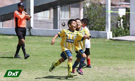Todo listo para Creciendo con el Fútbol. Deport Center espera hacer un buen papel