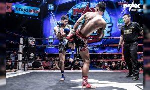 """Joseph """"Characato de oro"""" Cabello perdió por decisión médica combate en Tailandia"""