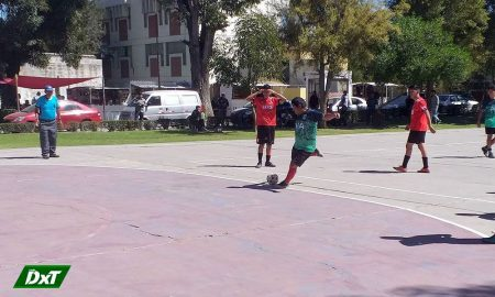 Se disputó primera fecha de futsal de los Juegos Cachimbos UNSA