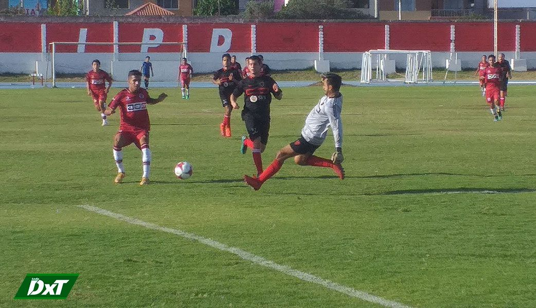 Atlético Universidad goleó 7-0 a San José en la jornada inaugural de la provincial