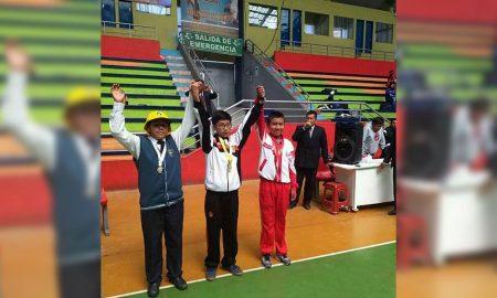 Ganadores participarán en la etapa Regional en Puno.