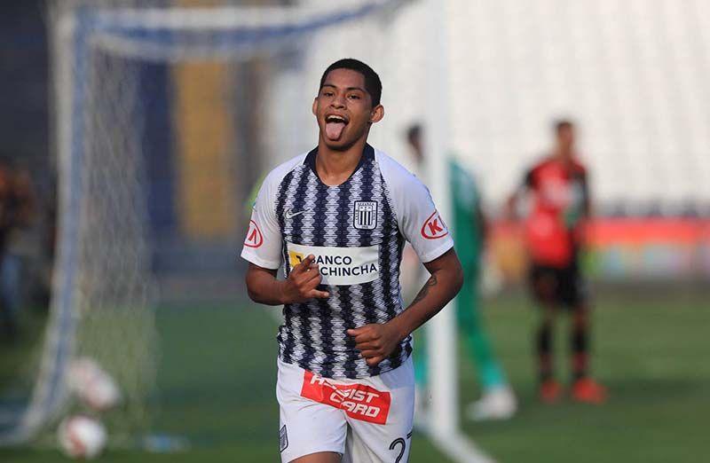 Alianza Lima vence 3-2 a Melgar, en Matute