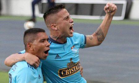 Sporting Cristal es segundo en el Apertura.