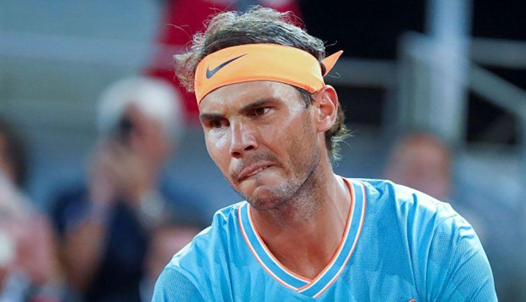 Nadal fue eliminado en semifinales.