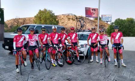 Los ciclistas de la selección nacional participaron en el Panamericano de Ruta en México.