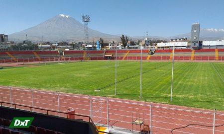 Estadio Melgar abrirá sus puertas este sábado.