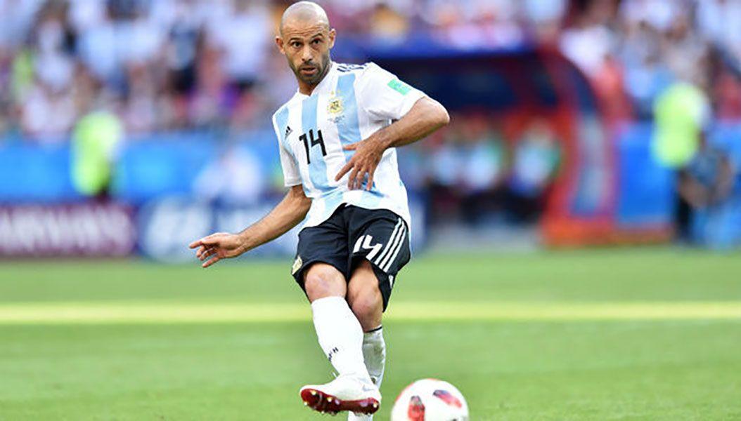 Juegos Panamericanos: Mascherano reforzará a la selección de Argentina