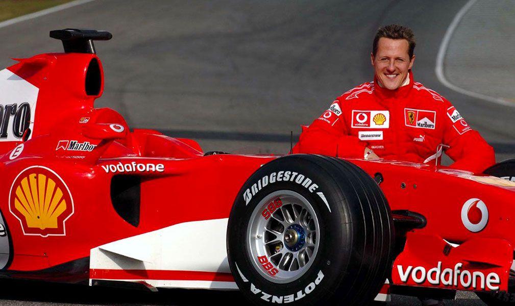 Un documental con material inédito homenajeará a Michael Schumacher