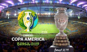Esta noche se inaugura la Copa América Brasil 2019
