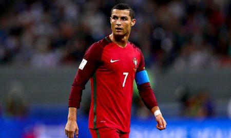 """""""CR7"""" metió a Portugal a la final de la Nations League."""