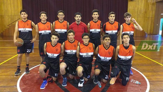 """San José campeón de basquet varones categoría """"C""""."""