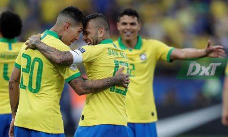 Brasil golea 5-0 a Perú y la blanquirroja teme por su clasificación