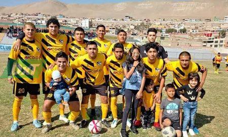 Mariscal Nieto lidera la etapa provincial de Ilo de la Copa Perú tras dos jornadas.