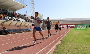 ESCOLARES. Finalizó la etapa regional de los Juegos Deportivos Nacionales en la disciplina de atletismo