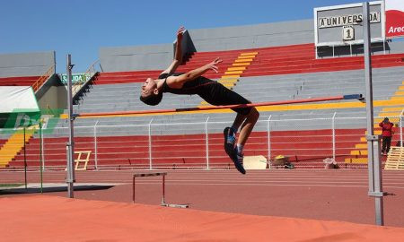 FINAL. Con el atletismo culminó la etapa regional de los Juegos Escolares