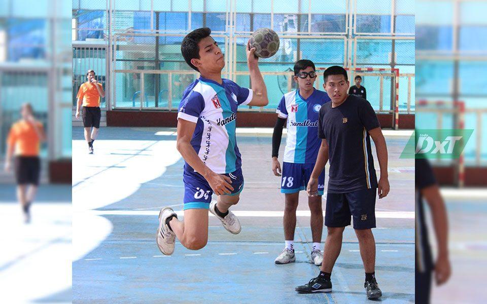 Arequipeños ganaron en inicio de handball etapa regional de los juegos escolares