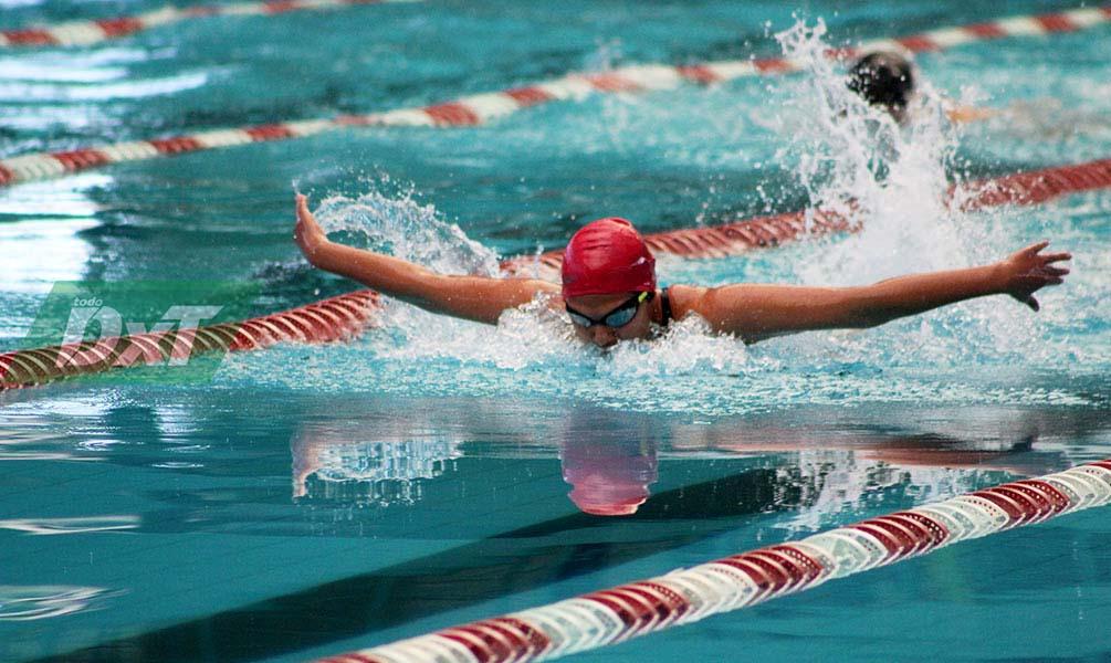Se desarrolló la primera fecha de natación etapa regional en los juegos deportivos entre colegios