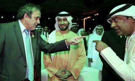 Platini investigado por corrupción en adjudicación a Catar del Mundial 2022