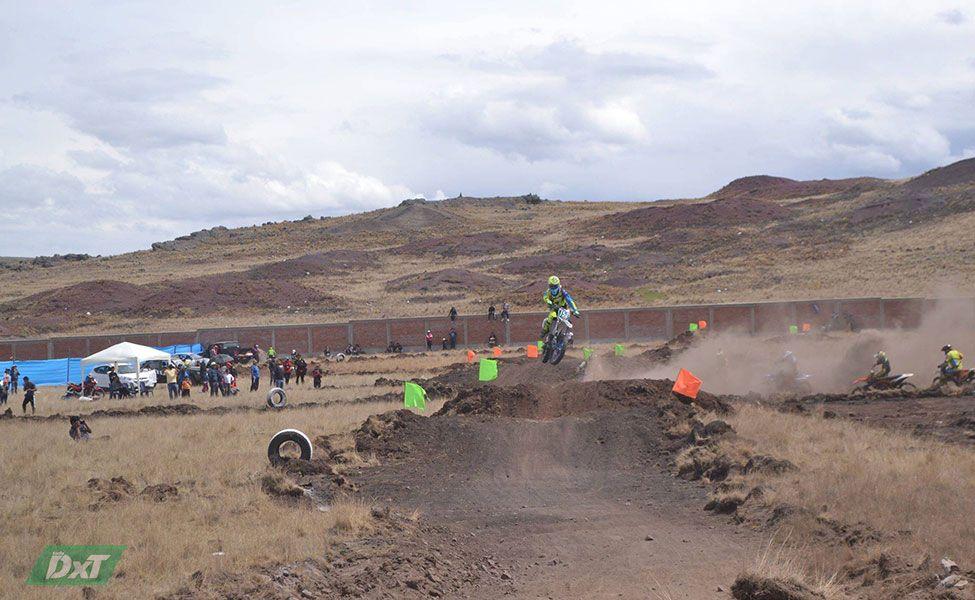 El circuito se encuentra en kilómetro 6 de la vía Puno – Moquegua.