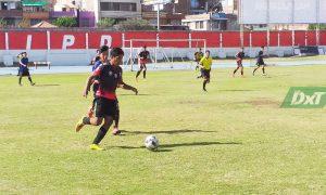 Talent School se llevó el primer lugar del fútbol de la etapa regional de los Juegos Escolares