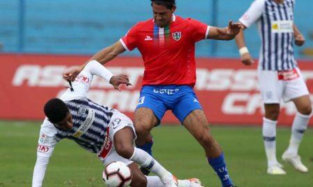 Liga 1: Alianza Lima empató con Unión Comercio