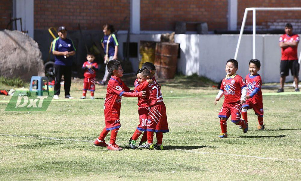 Finalizó el torneo de fútbol de menores Copa Baterías Global y Alfa 2019