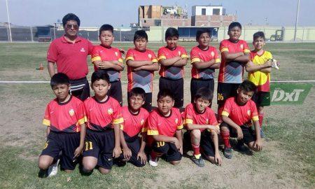 """Tacna: Entusiasmo en la segunda fecha de """"Creciendo con el Fútbol"""""""
