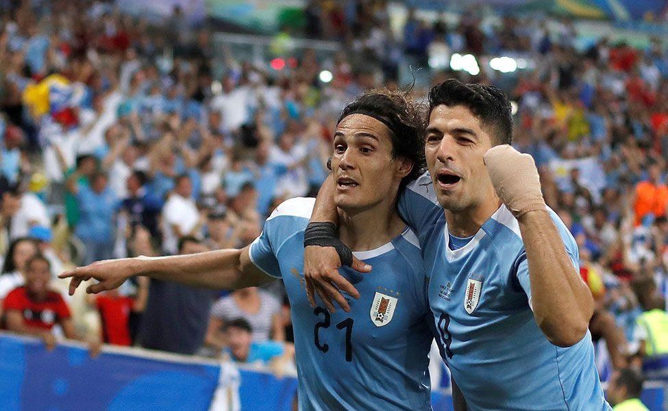 Uruguay nos espera en cuartos de final con todas sus estrellas