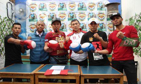 Boxeo internacional el viernes en la Bombonera del Estadio Melgar