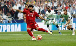 Champions League: Las mejores postales del primer tanto para Liverpool