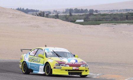 Pilotos prometen dar espectáculo sobre pista del autódromo Tacna