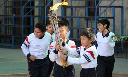 Arequipa: Así fue la inauguración de las Olimpiadas Damianas 2019