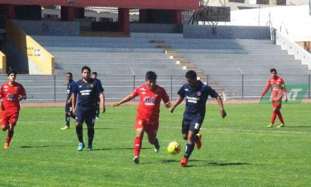 Imparable Bolognesi goleó y se acerca a la departamental de la Copa Perú