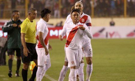 Perú venció 1-0 a Costa Rica en partido amistoso de preparación para la Copa América
