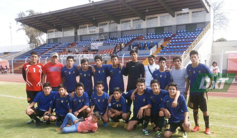 Independencia del Perú de Caravelí tiene buenos jugadores.