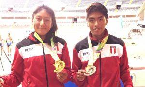 Panamericanos Sub-20: Sofía Mamani cosechó oro y Julio Palomino ganaron plata