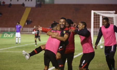 Melgar le puso corazón y goles al juego contra Sport Victoria