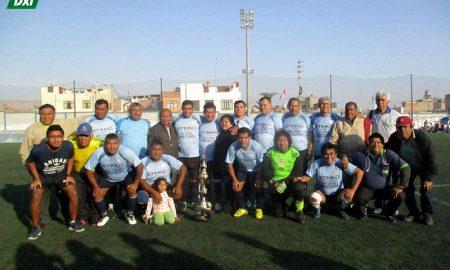 El equipo celeste fue el que mejor juego mostró a lo largo del torneo.