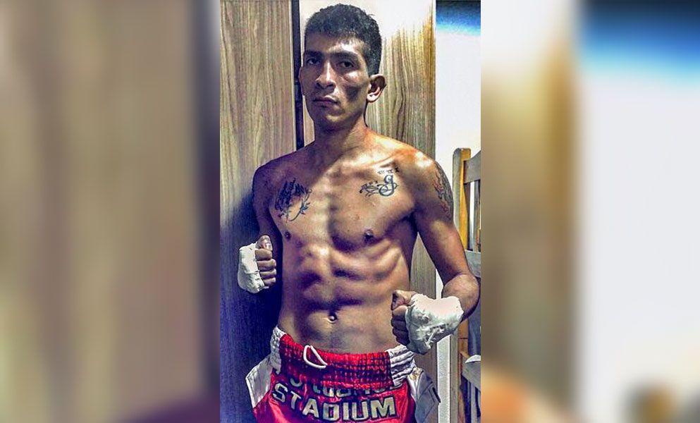 Tailandia: Arequipeño Joseph Cabello peleará por un cinturón de campeón en Muay thai