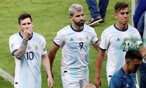 """La AFA envía descargo a la Conmebol y asegura que Argentina fue """"perjudicada"""""""